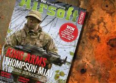 Airsoft Action Magazine July 2012 Issue