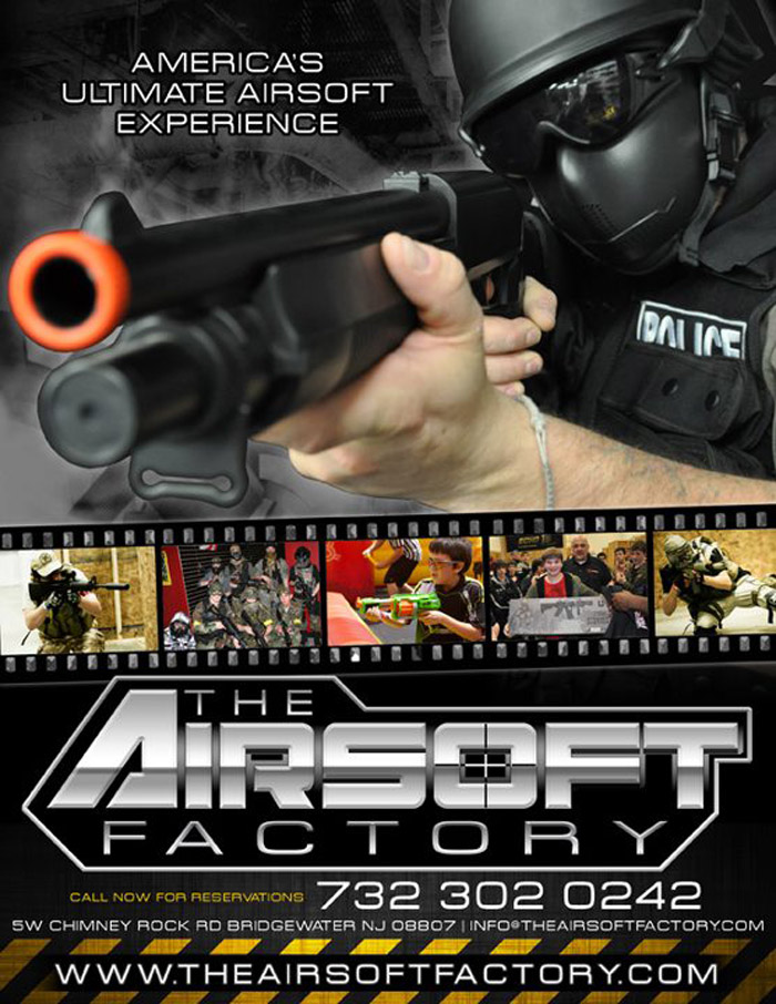 The Airsoft Factory Grand Opening All Set | Popular Airsoft