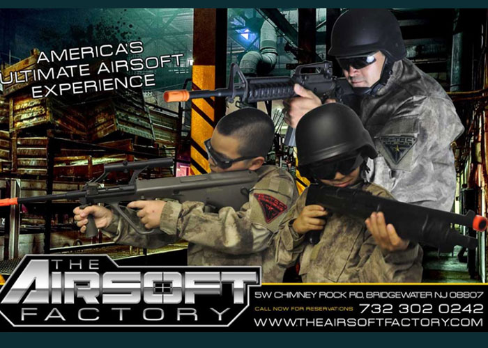 Airsoft Factory Ultimate Airsoft Experience | Popular Airsoft