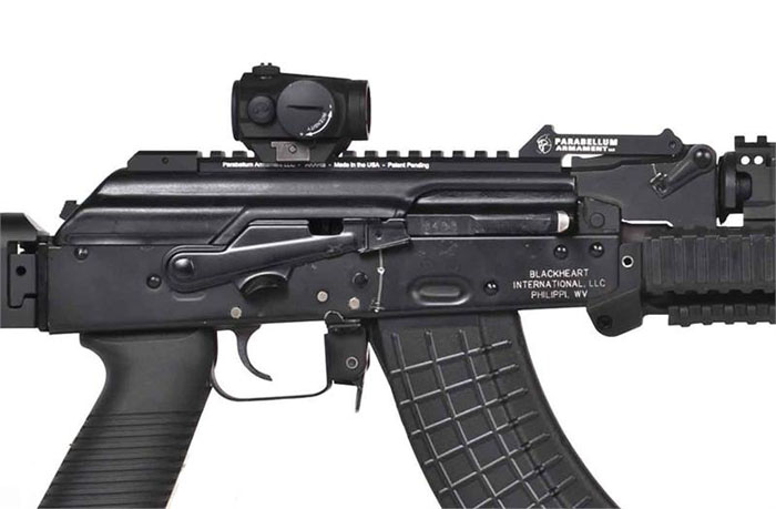 Side Mounted Iron Sights Airsoft