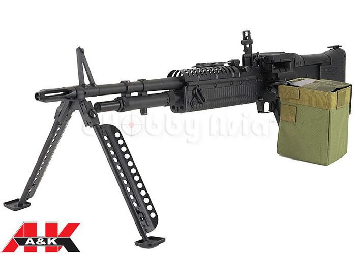 machine gun air soft