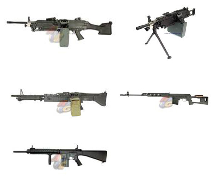 AG Wildcat Pistol and A&K Items in Stock | Popular Airsoft