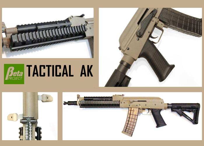 Magpul Beta Project Tactical ak Beta Project ak