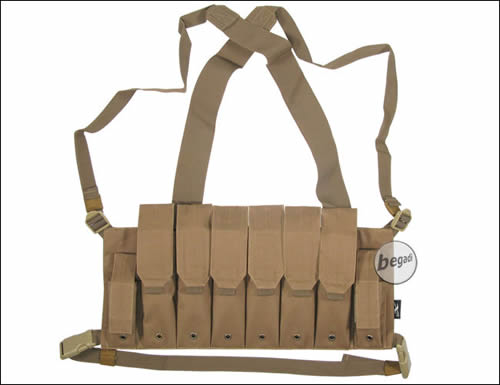 Be X Mp5 Chest Rig Cb Popular Airsoft