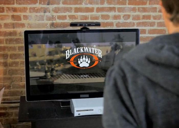 Blackwater XBox 360 Video Game Trailer Screencap