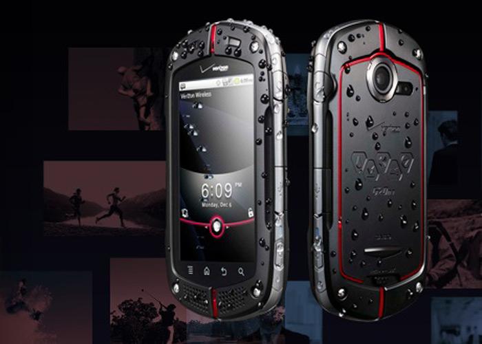 Casio Has Gone Commando With The G'zOne Commando