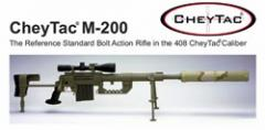 CheyTac M200 Rifle
