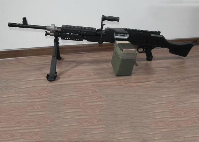 China Made M240s