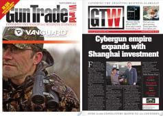 Cybergun Gun Trade World November 2011 Issue