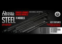 MadBull Daniel Defense Steel Outer Barrels