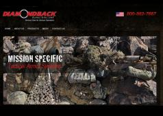 Diamondback Tactical New Site (2012)