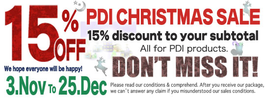 PDI Systema PTW Inner Barrel and Special Discounts | Popular