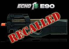 Echo1 USA E90 Recall