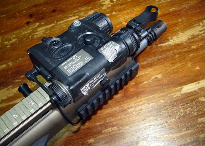 Element AN/PEQ-16A Pointer Illuminator Aiming Light