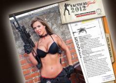 Tactical Girls Calendar 2012 Tactical Tailor