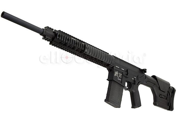 G Amp P Magpul Pts Sr 25 Sniper Aeg Popular Airsoft