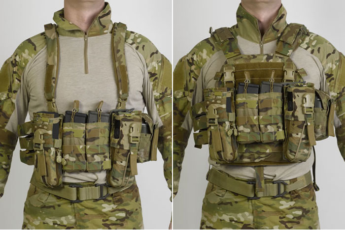 Got Any Chest Rig That Can Go Lighter Than This? | Por Airsoft