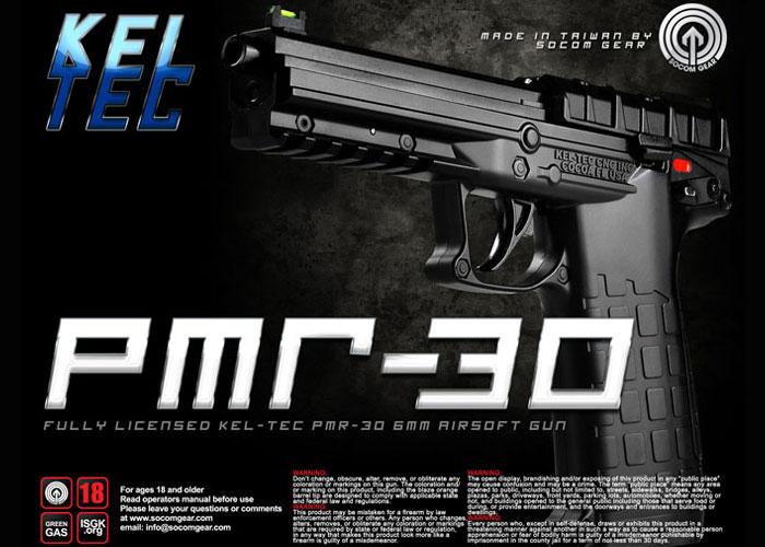 SOCOM Gear Keltec PMR-30