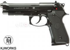 KJ Works M9A1 SPECIAL FULL METAL GBB Pistol