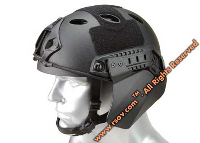 Loadout Master FAST Helmet Face Protector