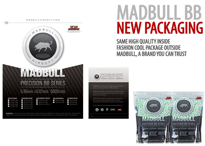 MadBull BB New Packaging