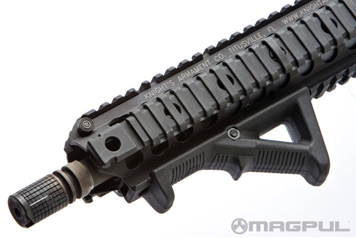 Magpul Midlength Moe Handguard Amp Afg2 Popular Airsoft
