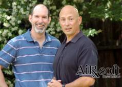Dr. Airsoft and Rangemaster Larry of Airsoft Medicine