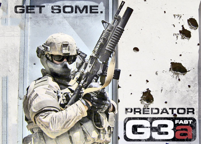 MTEK Predator Fast G3A