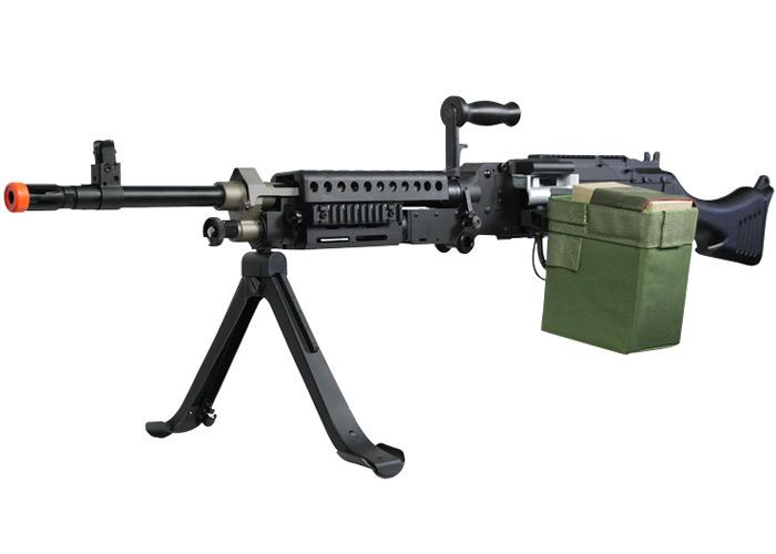 M240b Airsoft Echo1 USA Ohio Ordnanc...