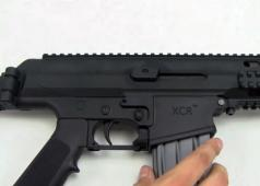 People Airsoft Echo1 Robinson Arms XCR