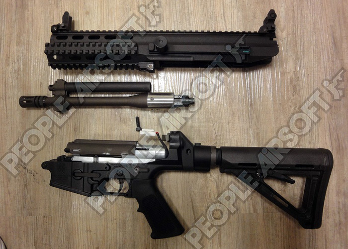 SOCOM Gear Robinson Arms XCR Proto People Airsoft