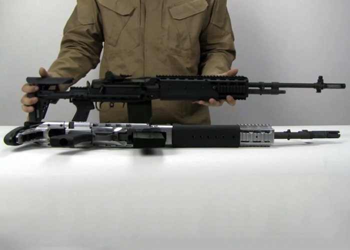 People Airsoft WE M14 EBR Kit Review