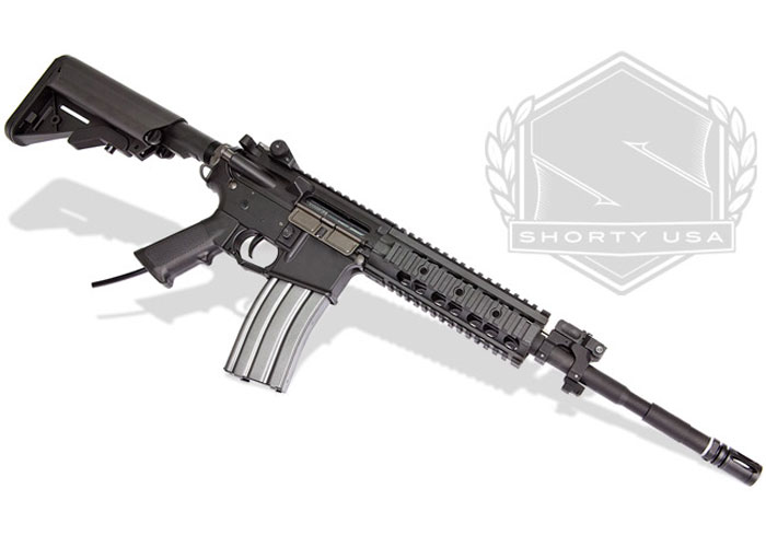 PolarStar PR-15 Tactical Carbine EPAR Airsoft Rifle 01