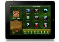SAS Survival Guide iPad