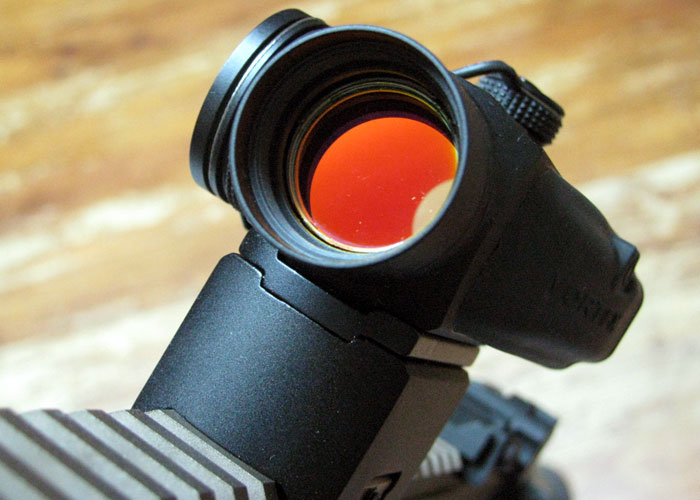 Vortex Sparc Red dot