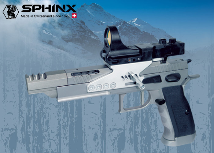 Sphinx Arms 3000 Competition Open Hicap