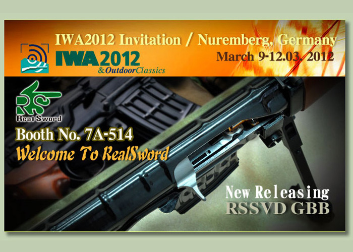 Real Sword IWA 2012