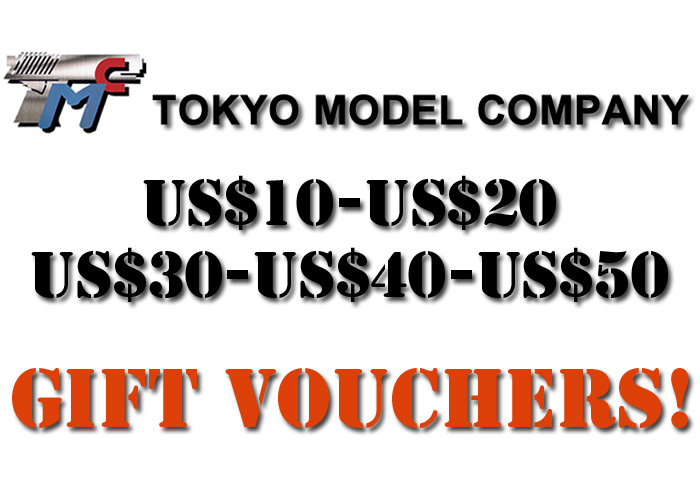 Tokyo Model Company Gift Vouchers