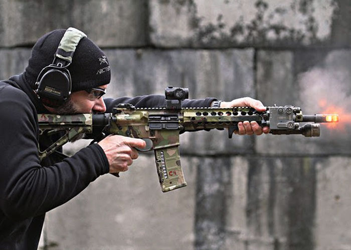 Pictures from a recent Magpul Dynamics Carbine 1 & 2 course ...