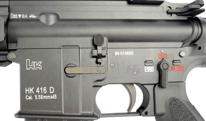 Umarex HK416D GBB & New Airsoft Guns