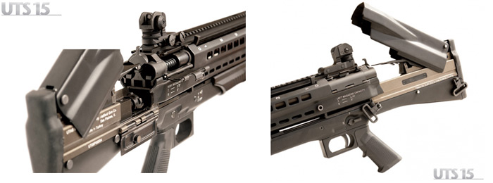 UTS-15: The Baddest Shotgun In The World? | Popular Airsoft