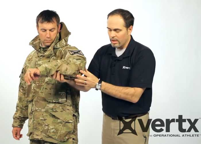 Vertx Soft Shell MultiCam Smock Screencap