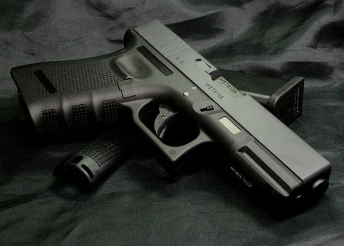 WE Glock 19 Gas Blowback Pistol Photo by Public Enemy