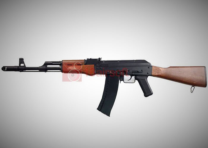 18Airsoft: WELL AK74U CO2 GBB Rifle