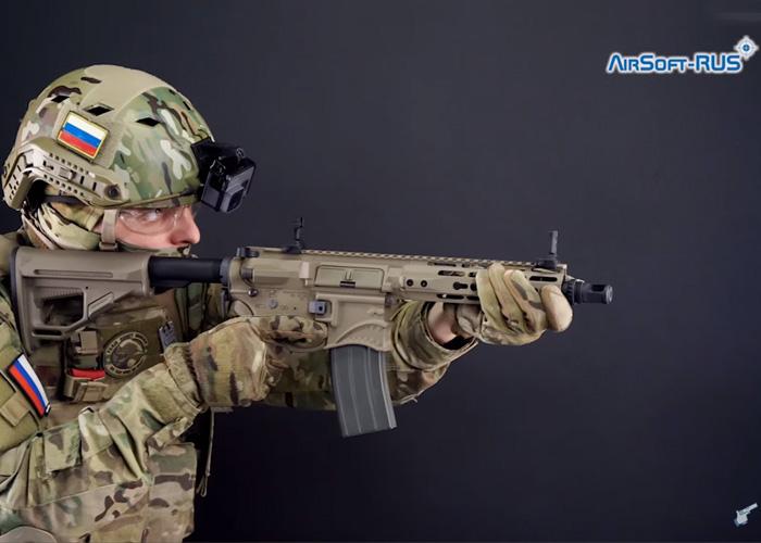 Airsoft-Rus: EMG M4 Sharps Bros