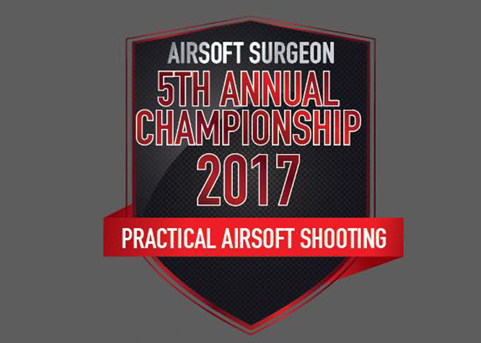 5th Airsoft Surgeon European Championship Logo