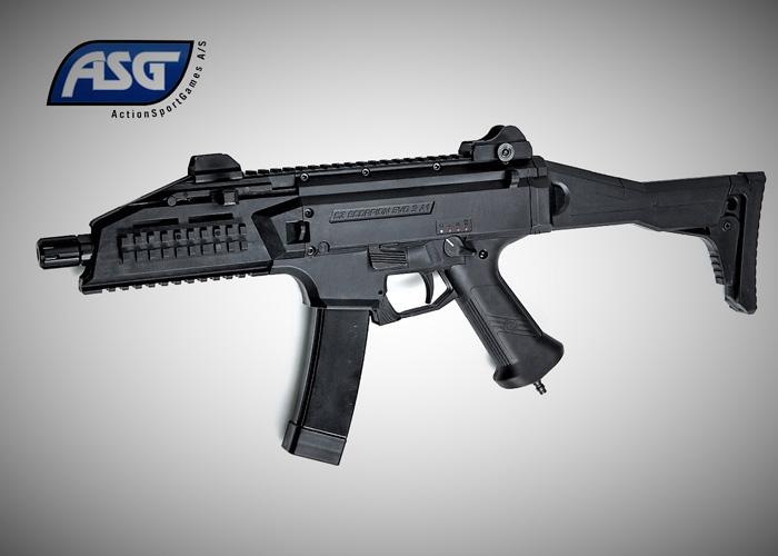 ASG CZ Scorpion EVO 3A1 HPA