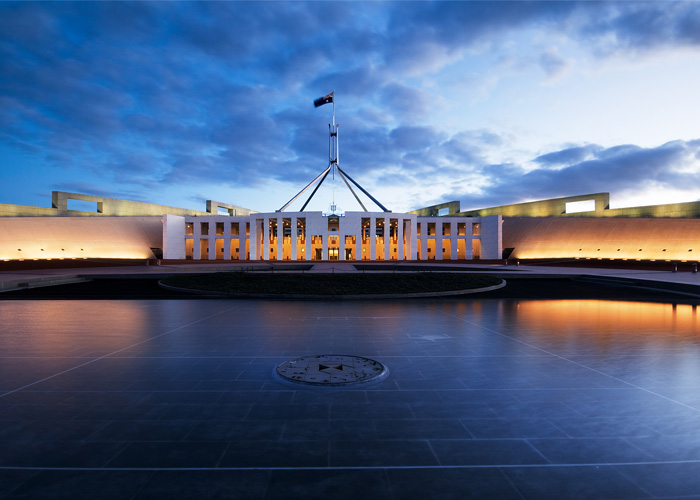 Australian Parliament House Canberra