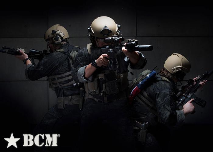 BCM Combat Rail Systems