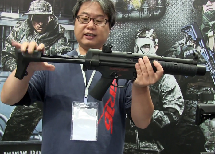 Bolt Airsoft At MOA Exhibition 2017